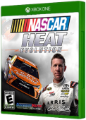 NASCAR Heat: Evolution Xbox One Cover Art