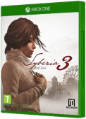 Syberia 3 Xbox One Cover Art