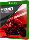Ducati: 90th Anniversary - The Official Videogame Xbox One Cover Art