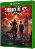 Sherlock Holmes: The Devil's Daughter Xbox One Cover Art