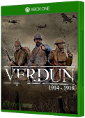 Verdun Xbox One Cover Art