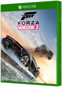 Forza Horizon 3 Xbox One Cover Art
