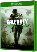 Call of Duty: Modern Warfare Remastered Xbox One Cover Art