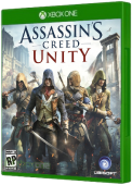 Assassin's Creed Unity Xbox One Cover Art