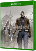 Resident Evil 4 Xbox One Cover Art
