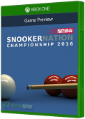 Snooker Nation Championship Xbox One Cover Art