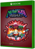 Super Mutant Alien Assault Xbox One Cover Art