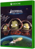 Kerbal Space Program Xbox One Cover Art