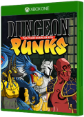 Dungeon Punks Xbox One Cover Art