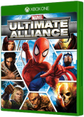Marvel Ultimate Alliance Xbox One Cover Art