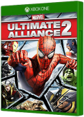 Marvel Ultimate Alliance 2 Xbox One Cover Art
