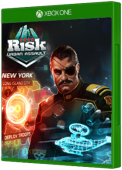 RISK: Urban Assault Xbox One Cover Art