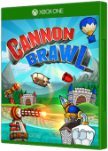 Cannon Brawl Xbox One Cover Art