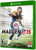 Madden NFL 15 Xbox One Cover Art