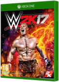 WWE 2K17 Xbox One Cover Art