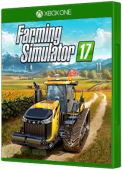 Farming Simulator 17 Xbox One Cover Art