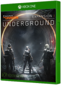 Tom Clancy's The Division - Underground Xbox One Cover Art