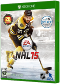 NHL 15 Xbox One Cover Art