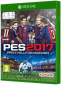 PES 2017 Xbox One Cover Art