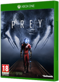 Prey Xbox One Cover Art