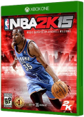 NBA 2K15 Xbox One Cover Art