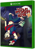 Ninja Pizza Girl Xbox One Cover Art