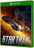 Star Trek Online Xbox One Cover Art