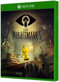 Little Nightmares Xbox One Cover Art