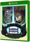 The Little Acre Xbox One Cover Art