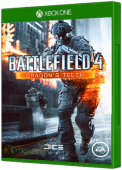 Battlefield 4: Dragon's Teeth Xbox One Cover Art