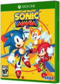 Sonic Mania video game, Xbox One, xone