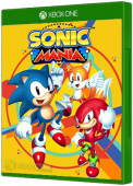 Sonic Mania Xbox One Cover Art