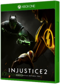 INJUSTICE 2 Xbox One Cover Art
