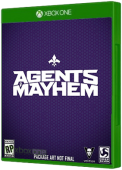 Agents of Mayhem video game, Xbox One, xone