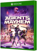 Agents of Mayhem Xbox One Cover Art