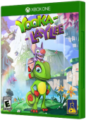 Yooka-Laylee Xbox One Cover Art