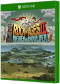 Rock of Ages II: Bigger & Boulder Xbox One Cover Art