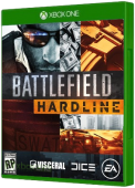 Battlefield Hardline Xbox One Cover Art