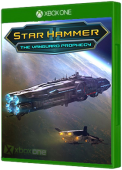 Star Hammer: The Vanguard Prophecy Xbox One Cover Art