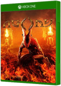 Agony Xbox One Cover Art