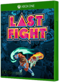 LASTFIGHT Xbox One Cover Art
