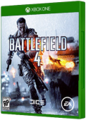 Battlefield 4 Xbox One Cover Art