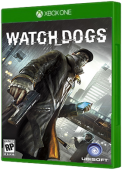 Watch Dogs Xbox One Cover Art