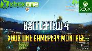 Battlefield 4 - Xbox One Multiplayer Gameplay Montage