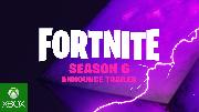 FORTNITE Season 6 Darkness Rises