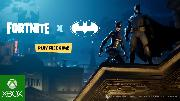 Fortnite X Batman | Announce Trailer