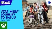 The Sims 4 Star Wars: Journey to Batuu Pack - Reveal Trailer
