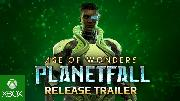 Age of Wonders Planetfall - Release Trailer