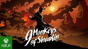 9 Monkeys of Shaolin - Announcement Trailer