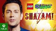 LEGO DC Super-Villains | Shazam! DLC Launch Trailer